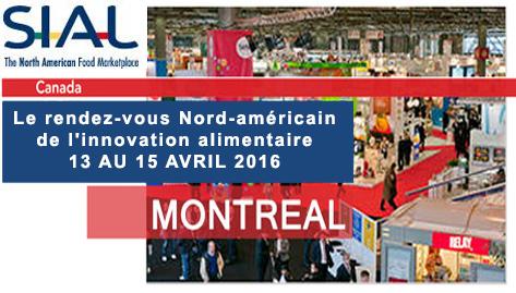 Sial montr al 13 au 15 avril 2016 cci cap bon for Cci montreal