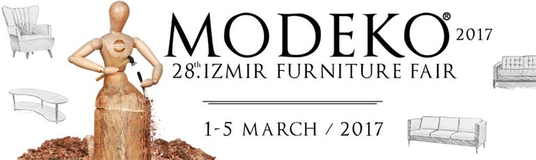 MODEKO – Salon du Meuble et décoration à Izmir/Turquie – Du ...